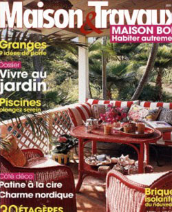 maison et travaux magazine gallery of maison u travaux maison creative detente jardin with. Black Bedroom Furniture Sets. Home Design Ideas